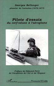 Pilote d'essais ; du cerf-volant à l'aéroplane - Intérieur - Format classique