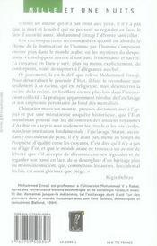 Le sujet et le mamelouk - 4ème de couverture - Format classique