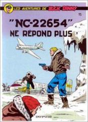 Buck Danny t.15 ; NC-22654 ne répond plus - Couverture - Format classique