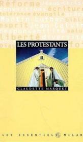 Les protestants - Couverture - Format classique