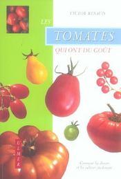 Les Tomates Qui Ont Du Gout - Intérieur - Format classique