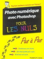 Photo Numerique Avec Photoshop - Intérieur - Format classique