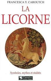 La licorne - Intérieur - Format classique