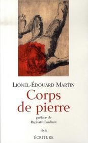 Corps de pierre - Intérieur - Format classique