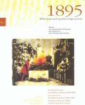 Revue 1895 N.36 ; Février 2001 - Intérieur - Format classique