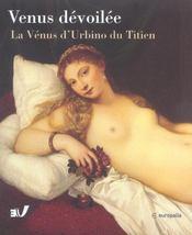 Venus Devoilee ; La Venus Du Titien ; 1538 - Intérieur - Format classique