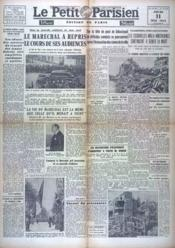 Petit Parisien (Le) N°24362 du 11/05/1944 - Couverture - Format classique