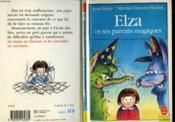 Elza Et Ses Parents Magiques - Couverture - Format classique