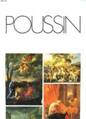 4 planches POUSSIN : Le Triomphe De Neptune - La Sainte Famille - L'hiver Ou Le Déluge - Le Retour D'Egypte. - Couverture - Format classique