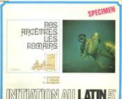 Initiation Au Latin - Couverture - Format classique