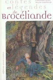Contes et légendes de Brocéliande - Intérieur - Format classique