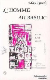 Homme Au Basilic - Couverture - Format classique