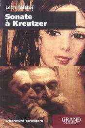 Sonate A Kreutzer - Intérieur - Format classique