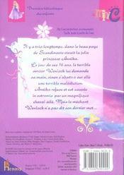 Barbie Et Le Cheval Magique - 4ème de couverture - Format classique