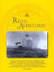 Recits d'aventures ; 50 ans d'exploits 1950-2000 - Intérieur - Format classique
