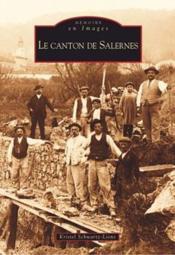 Le canton de Salernes - Couverture - Format classique