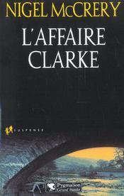L'affaire clarke - Intérieur - Format classique