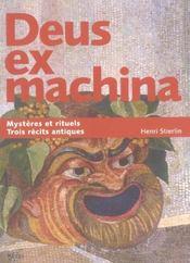 Deus Ex Machina - Intérieur - Format classique