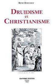 Druidisme Et Christianisme - Couverture - Format classique