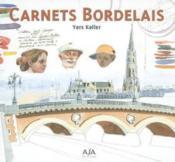 Carnets Bordelais - Couverture - Format classique