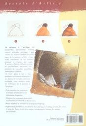 Acrylique - 4ème de couverture - Format classique