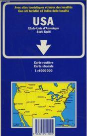 Etats-Unis - Couverture - Format classique