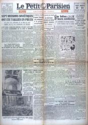 Petit Parisien (Le) N°24364 du 13/05/1944 - Couverture - Format classique