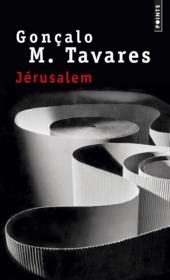 Jérusalem - Couverture - Format classique