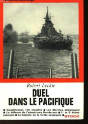 Duel Dans Le Pacifique - Couverture - Format classique