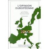 L'opinion européenne 2002 - Couverture - Format classique