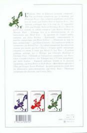 L'opinion européenne 2002 - 4ème de couverture - Format classique