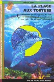 La plage aux tortues - Intérieur - Format classique