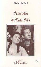 Histoire D'Anh Ma - Intérieur - Format classique