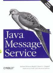 Java Message Service - Intérieur - Format classique