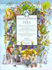 La grande encyclopédie des fées - Intérieur - Format classique