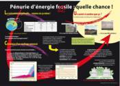 Pénurie d'énergie facile/fossile ; quelle chance ! - Couverture - Format classique