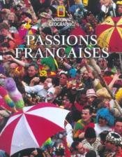 Passions françaises - Couverture - Format classique