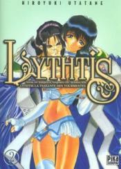 Lythtis t.2 - Couverture - Format classique
