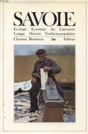 Encyclopedies Regionales ; La Savoie - Couverture - Format classique