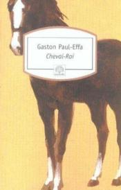 Vente  Cheval-roi  - Gaston Paul-Effa