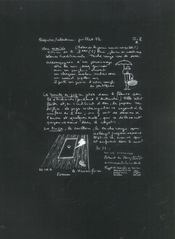 Alain Robbe-Grillet. Le Voyageur Du Nouveau Roman - 4ème de couverture - Format classique