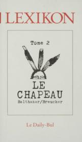 Lexikon 2 Le Chapeau - Couverture - Format classique