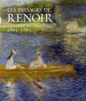 Les paysages de renoir, 1865-1883 - Intérieur - Format classique