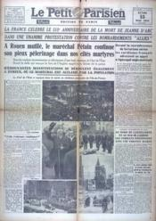Petit Parisien (Le) N°24365 du 15/05/1944 - Couverture - Format classique