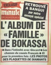 Minute N°916 du 31/10/1979 - Couverture - Format classique
