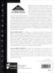 João Guimarães Rosa - 4ème de couverture - Format classique