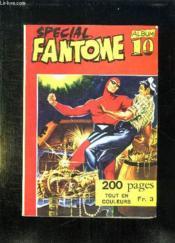 Special Fantome Album N° 10. N° 75 - 76 - 77. - Couverture - Format classique
