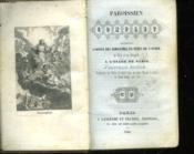 Paroissien Complet Contenant L'Office Des Dimanches Et Fetes De L'Annee - Couverture - Format classique