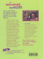 Les nouvelles ogresses - 4ème de couverture - Format classique