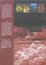 Hauteville House ; coffret t.4 - 4ème de couverture - Format classique